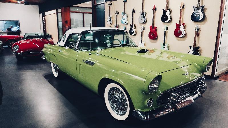 Walt-Grace-Vintage-1956-Ford-Thunderbird-SCVALENZANO