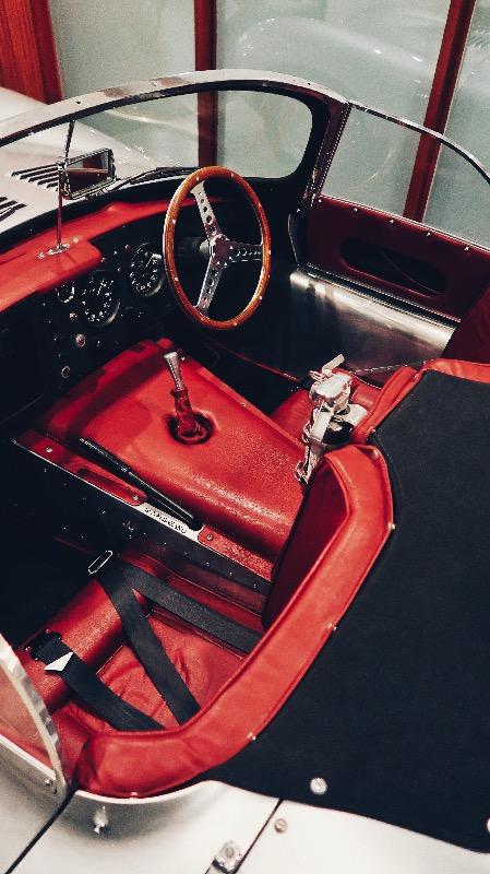 Walt-Grace-Vintage-1957-Jaguar-XKSS-Interior-SCVALENZANO