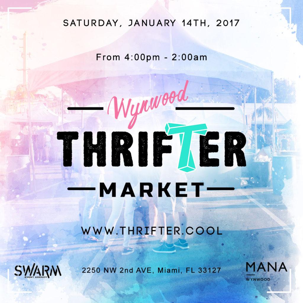 Wynwood Thrifter Market