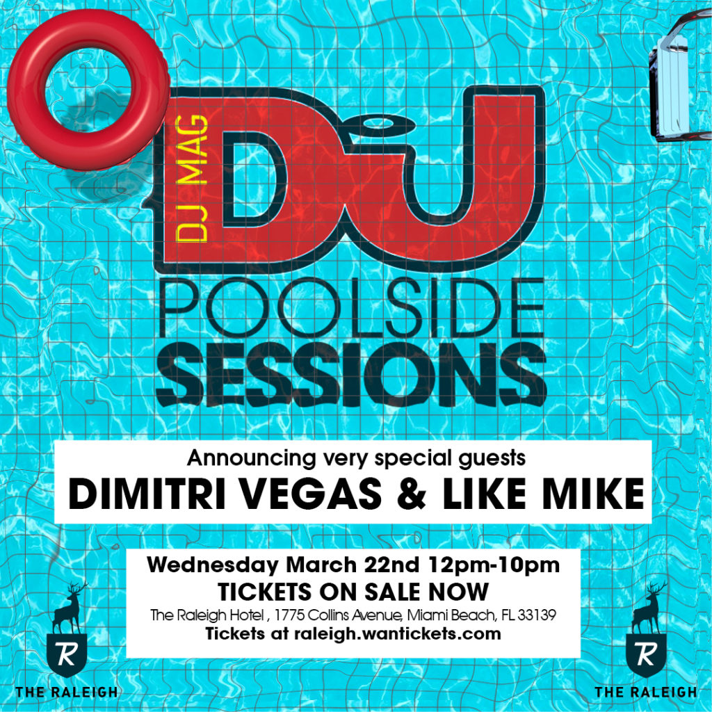 DJ Mag Pool Sessions
