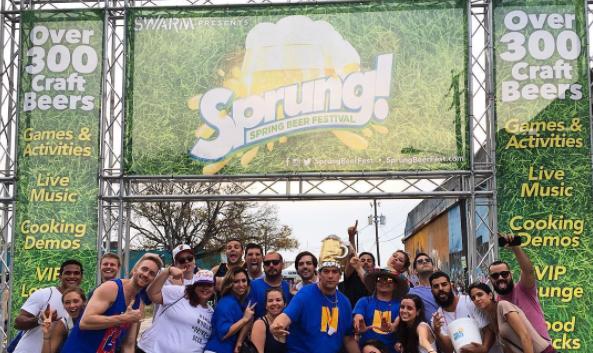 Sprung Beer Festival Miami
