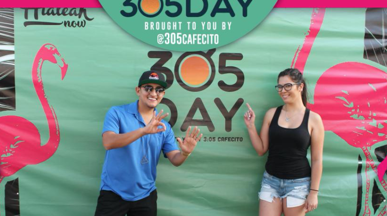 the 4th annual #305Day