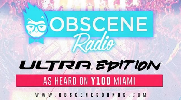 DJ Obscene Ultra Edition