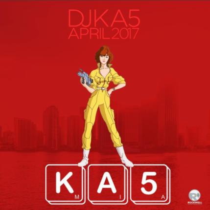 DJ KA5 - April Mix