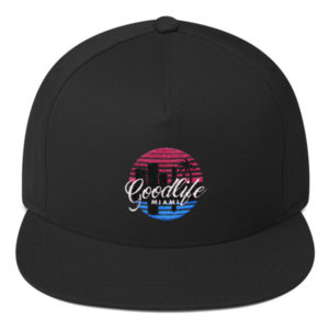 Goodlife Miami – Flat Bill Cap