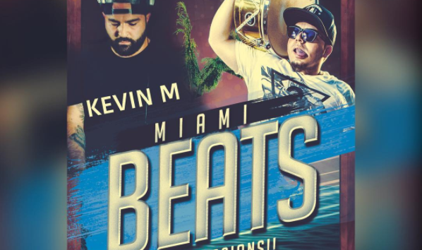 David Drummer Miami Beats