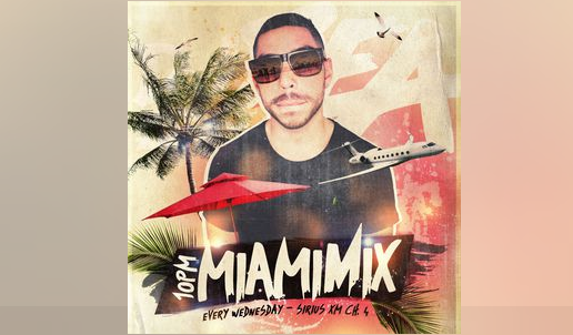 Dj Zea Miami Mix