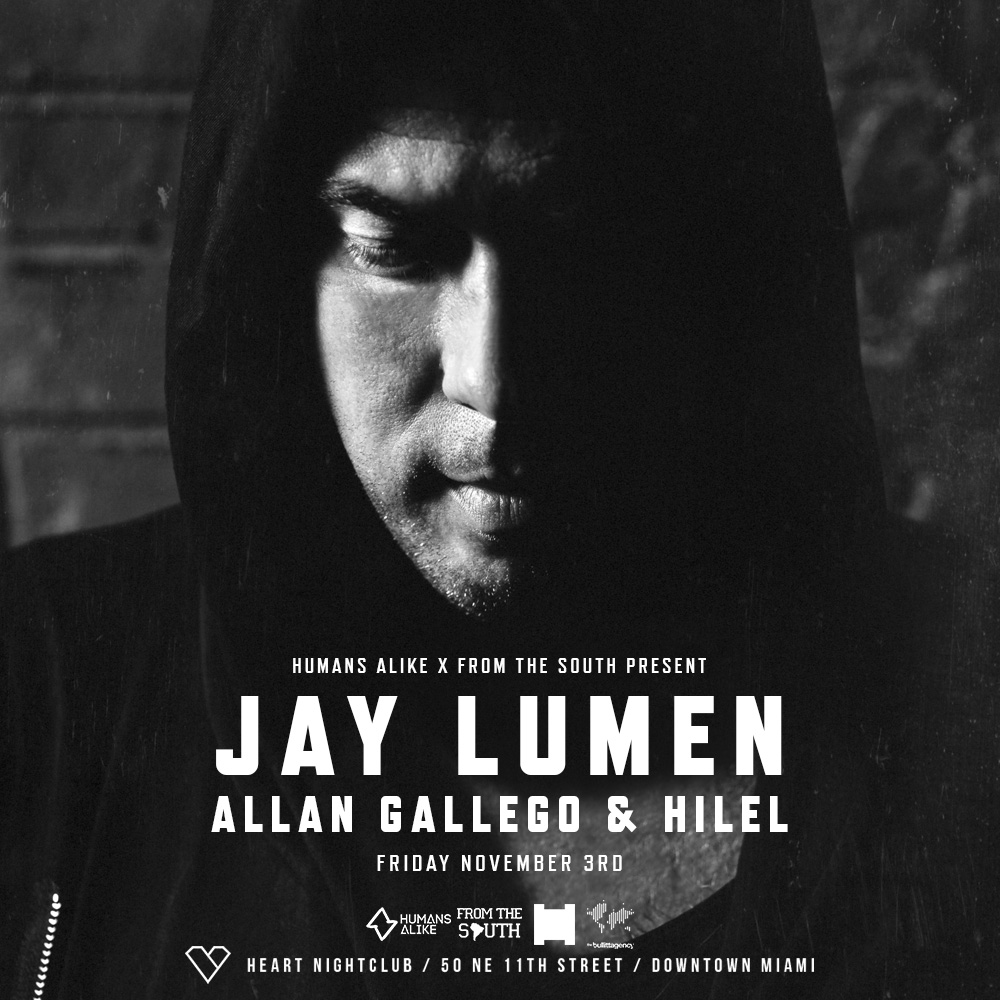 Jay Lumen at Heart Miami