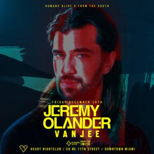 Jeremy Olander & Vanjee at Heart