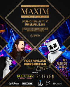 Maxim Party 2018