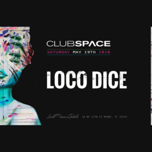 Loco Dice at Space Miami