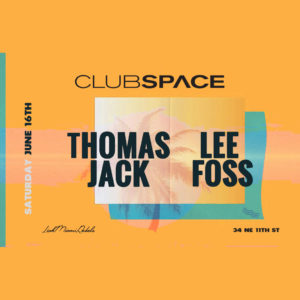 Thomas Jack and Lee Foss in Miami