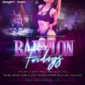 Babylon Fridays