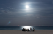 Full Moon in Miami by @Depotmsa