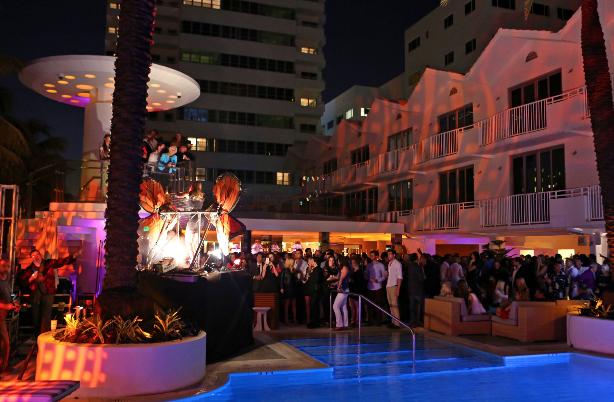 Shelborne Hotel Miami NYE 2019