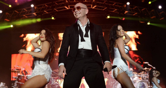 Pitbull NYE 2019 Wynwood Miami