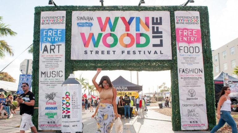 Wynwood Life Street Festival Miami