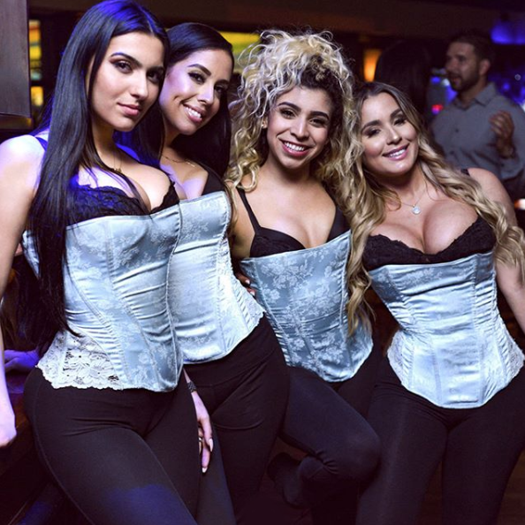Blue Martini in Brickell – Wednesday and Friday nights