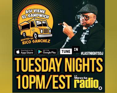 Dj Rico Sanchez - Asi Viene el Sandwich