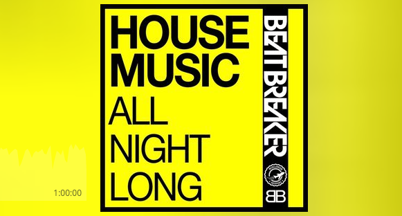 DJ Beatbreaker - House Music All Night Long
