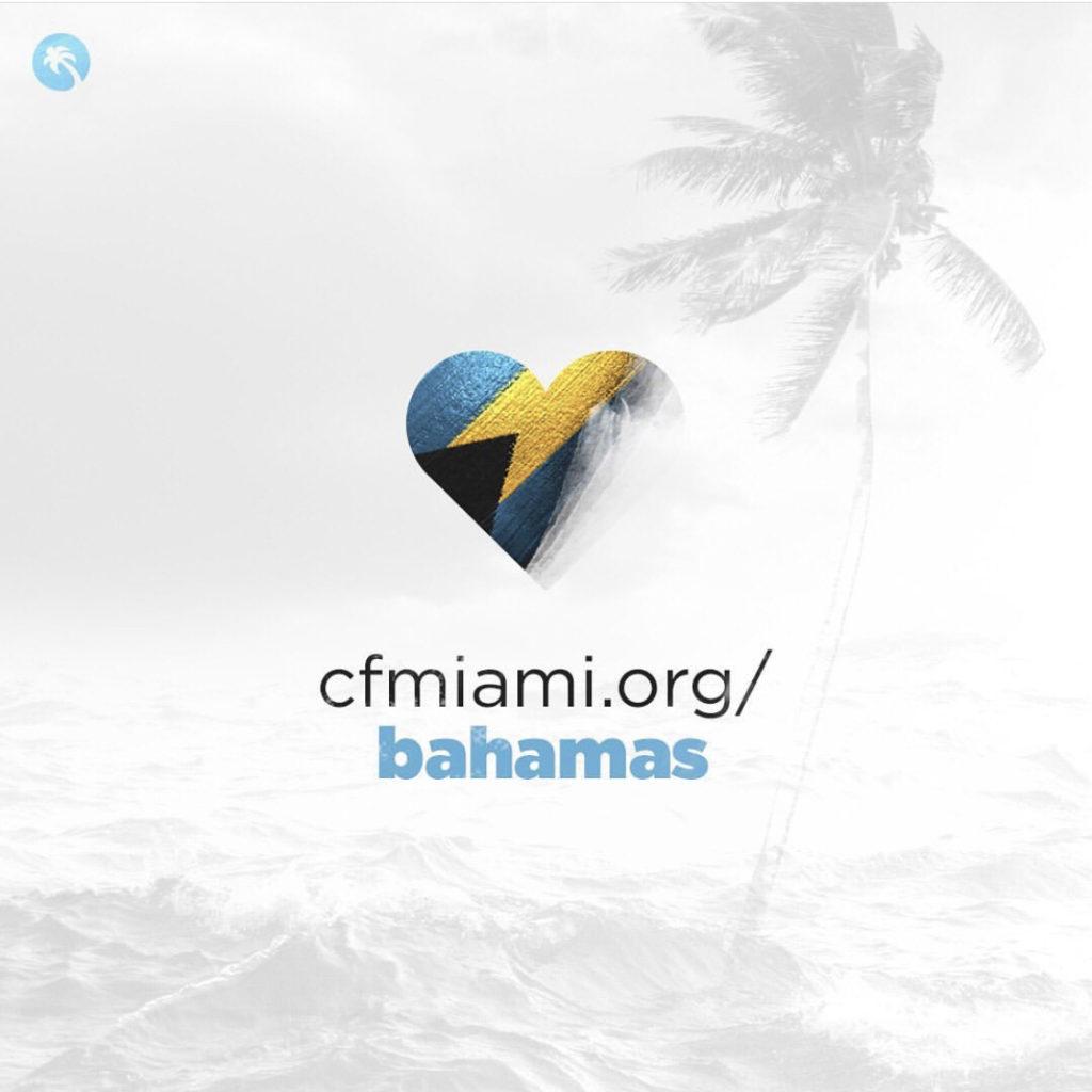 Bahamas Dorian