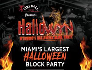 HalloWyn - Miami's Largest Halloween Block Party