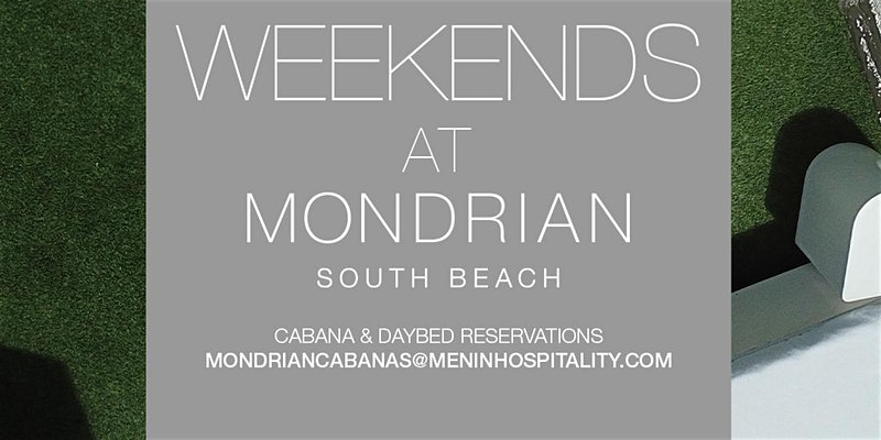 Sundays at the Mondrian