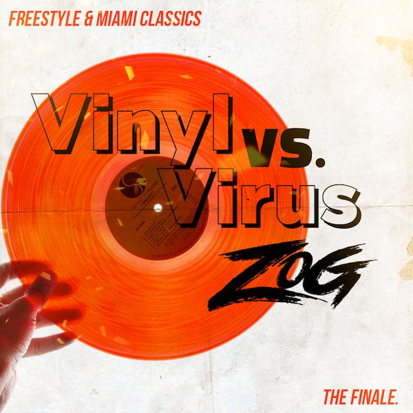Vinyl vs Virus The Finale