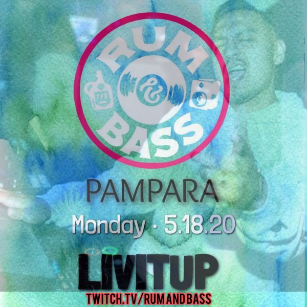 DJ Livitup Live Pampara Mondays