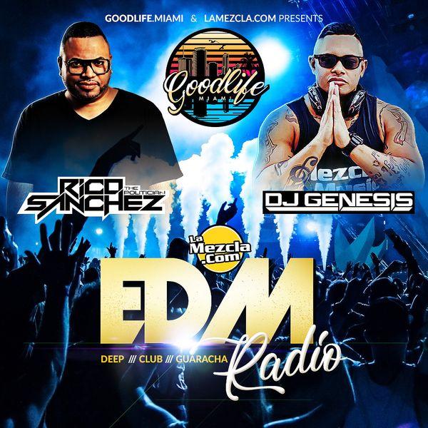 EDM Radio and DJ Genesis