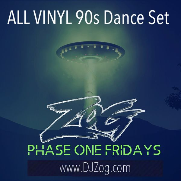 Phase One 90s Mix DJ Zog is full of throwbacks and feel good records from all of your favorite 90s artists. Can you think of one now ? Press play and Enjoy.
