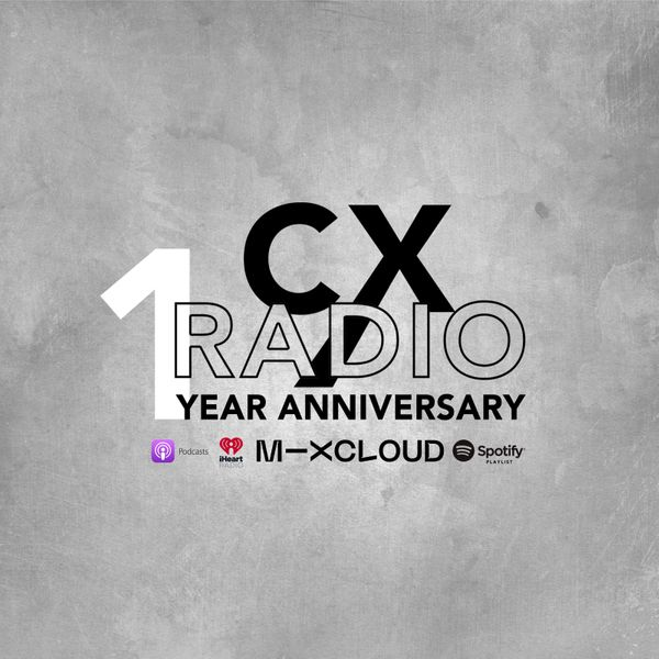 CX Radio 1 Year Anniversary