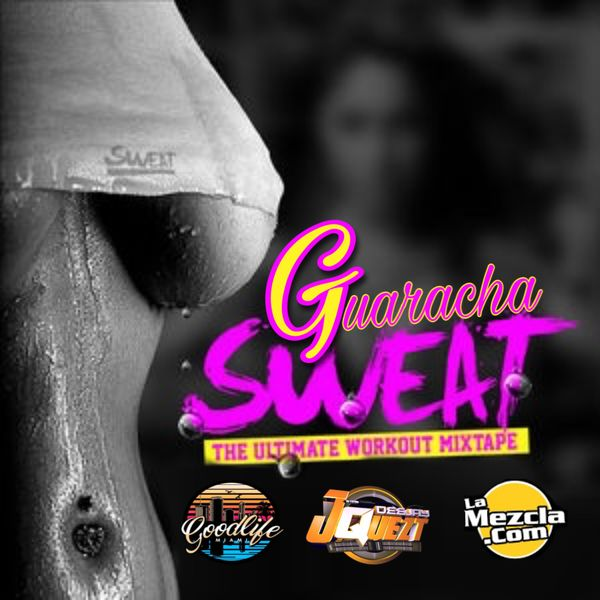 SWEAT the Work Out Mix by J Quezt