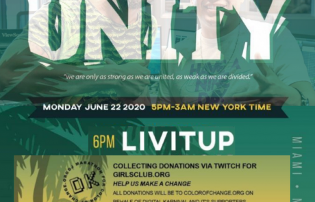 Digital Karnival presents UNITY Live