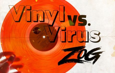 Vinyl vs. Virus The Finale by DJ ZOG