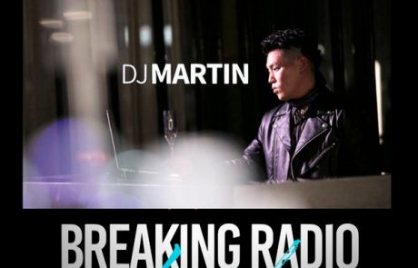 Breaking Radio Guest DJ Martin