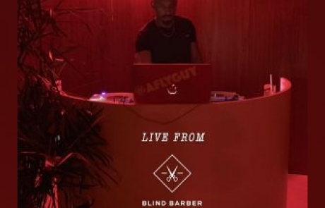 DJ A Fly Guy – Live Set from Blind Barber Miami