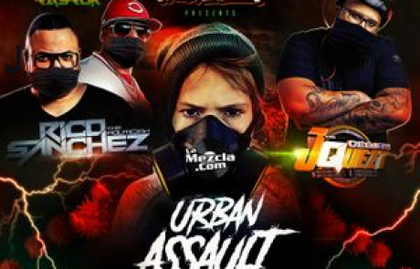 DJ Rico Sanchez ft J Quezt – URBAN ASSAULT: PLAGUE