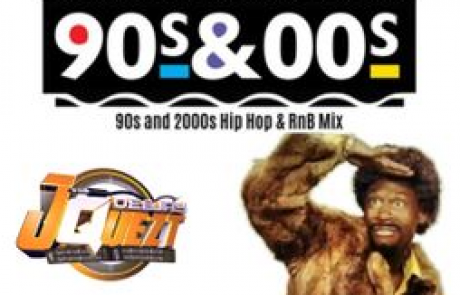 DJ Jquezt – 90s and 00s Throwback Mix