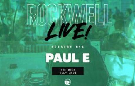 DJ Paul E – Live at the Deck