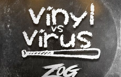 Vinyl vs Virus – Old School Hip Hop by Dj Zog