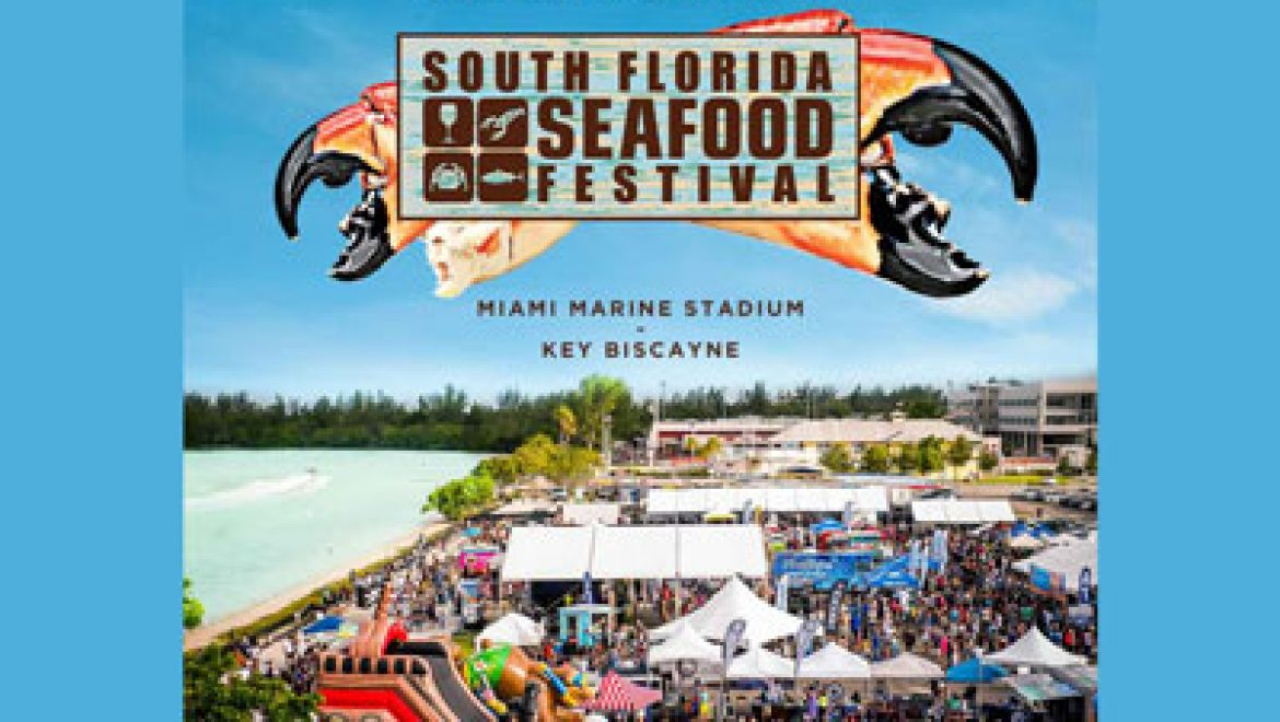 Get a taste of the culture at the South Florida Seafood Festival