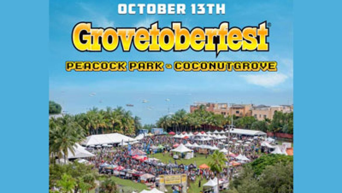 Get your tickets for Grovetoberfest